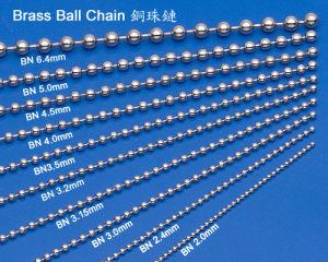 Brass Ball Chain (002)