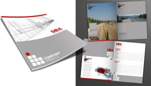 Full Colour Customized Catalogue Printing (YY-C0001) pictures & photos
