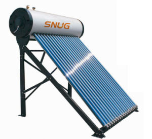 Glass Tube Pressure Solar Water Heater, Heat Pipe pictures & photos