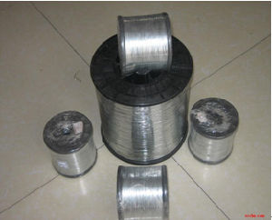 Eletro Galvanized Cleaning Ball Wire