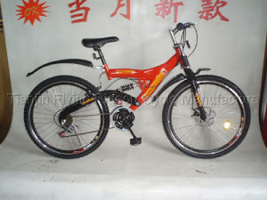 Suspension Mountain Bicycle Bike (MTB-076) pictures & photos