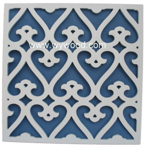 Carved Grille Decorative Panel (WY-25) pictures & photos