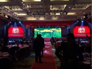 Indoor P4 HD Stage Performance LED Display Screen pictures & photos