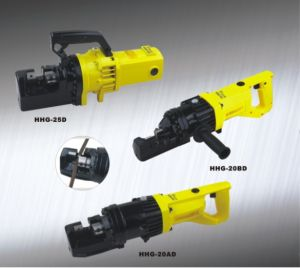 Electro-Hydraulic Rebar Cutter pictures & photos