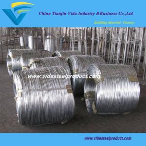 Aluminum Zinc Wire/Zinc Aluminum Alloy Wire pictures & photos