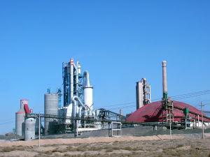 2500tpd Cement Plant/Production Line/Ball Mill/ Rotary Kiln/ Roller Press pictures & photos