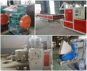 Twin Screw Plastic Extruder Machine with Ce pictures & photos