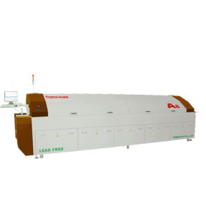 SMT 8heating Zon Reflow Soldering Oven pictures & photos