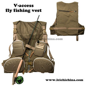 High Quality Cheap Fly Fishing Vest V-Access pictures & photos