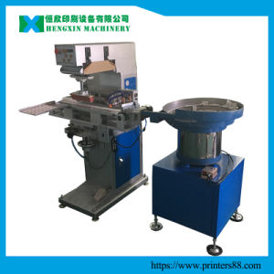 Automatic Eraser Pad Printer Machine with Ce Approval pictures & photos