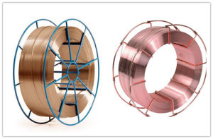 Er70s-6 Copper Clad Solid Welding Wire pictures & photos