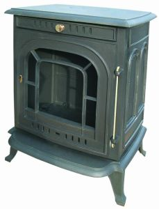 Cast Iron Wood Burning Stove, /Fireplace/ Cast Stove (FIPA008) pictures & photos