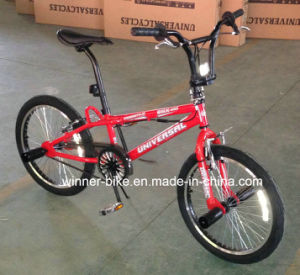 Cycling BMX Freestyle Bicycle with Stunt Pegs (MK17FS-20146) pictures & photos