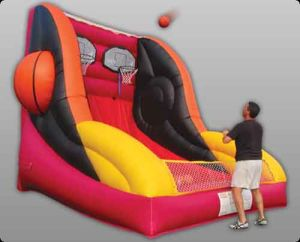 Inflatable Basketball Sports (LILYTOYS-SP-07JO) pictures & photos