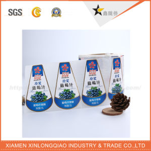 High Quality Good Sale Fency Design adhesive Sticker for Bottle pictures & photos