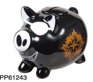 Pirate Piggy Coin Bank (PP61243)