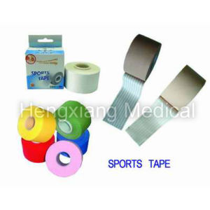 Disposable Adhesive Pop Sports Tape (AT-001) pictures & photos