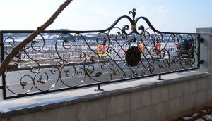 Iron Fence XJ071