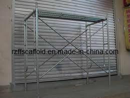 Scaffolding Walk Thru Frame (FF-661B) pictures & photos