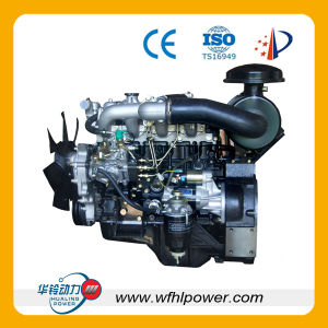 Natural Gas Engine (HLD) for Tuck, Vehicle, Generator pictures & photos