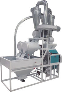 6f Self-Feeding Roller Flour Mill pictures & photos