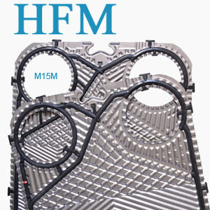 NBR, EPDM, Viton Gaskets for Plate Heat Exchangers