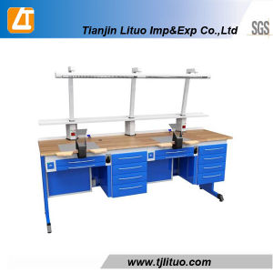Tianjin Dental Lab Work Bench pictures & photos