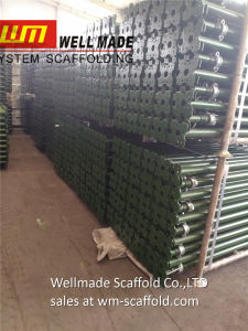Construction Scaffolding Formwork Post Adjustable Shoring Jack pictures & photos