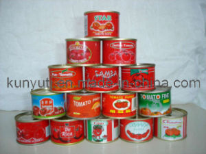Tomato Paste in Can with High Quality pictures & photos