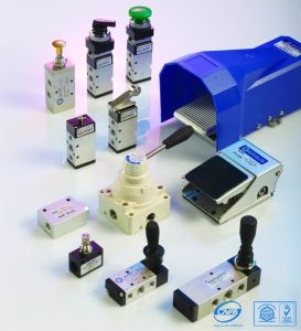 Pneumatic Mechanical Valve (MSV Series, JM Series)