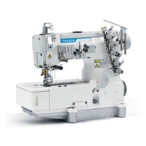 High Speed Flatbed Interlock Sewing Machine pictures & photos