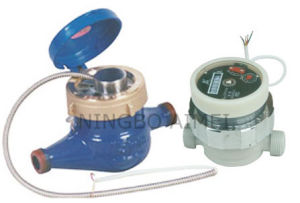 Electronic Remote-Reading Water Meter (LYH/FX-8 LYH/FX-8S LXS/FX-15C, E~50CE LXSC/FX-15E-50E LXL/FX-80C~200C) pictures & photos