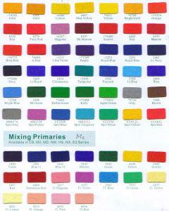Plastisol Color Ink