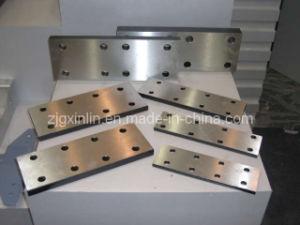 Elevator Parts-Fishplates for Machined Guide Rail (T45 T50 T70-1/B T75/B T89/B T90/B T114 T127)