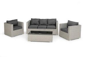 Outdoor Rattan Furniture, 4PCS Sofa Set - 1309A