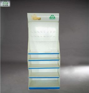 Steel Light Box Stand for Display (SLL-V031) pictures & photos