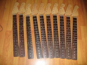 ST Electric Guitar Neck
