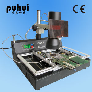 T-870A BGA SMD Rework Station, for Laptop Motherboard, BGA Reballing Tools Machine, Taian, Puhui pictures & photos