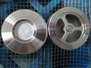 Ss Thread Vertical Check Valve pictures & photos
