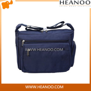 New Top Quality Vintage Man Canvas Messenger Sling Bags pictures & photos