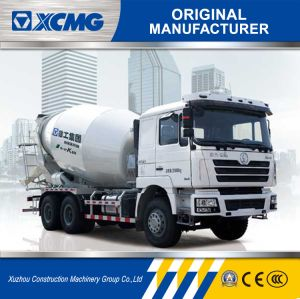 XCMG Official Manufacturer Gd10fd 10m3 Concrete Mixer Truck pictures & photos