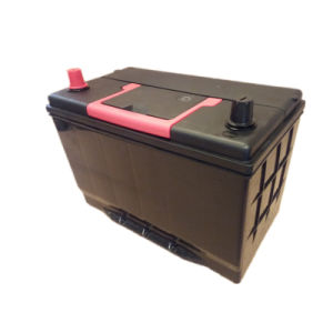 High Capacity 65D31r Mf Rechargeable Lead Acid Japanese Car Battery pictures & photos