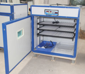 Fully Automatic Egg Incubator Hatching Machine for Sale pictures & photos