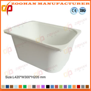 Supermarket Convenient Store Plastic Food Display Box Storage Container (Zhtb20) pictures & photos