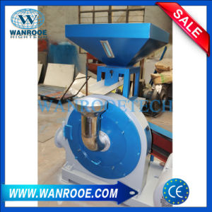 Plastic Soft PVC Powder Pulverizer/ PE Powder Grinder pictures & photos
