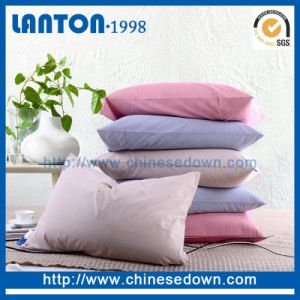 China Factory Wholesale Goose/Duck Feathers Down Fill Pillow/ Cushion pictures & photos