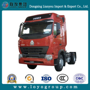 Sinotruk HOWO 4X2 Trailer Truck Tractor Head for Sale pictures & photos