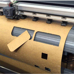 Max Plotting Width 1750mm Apparel Cutting Plotter pictures & photos