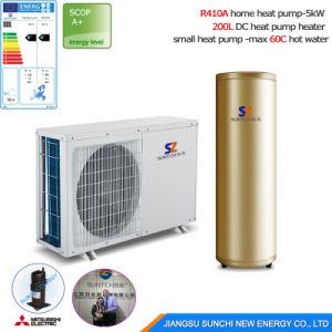 -25c Winter 20kw/25kw Geothermal Heat Pump Gshp Water Heater pictures & photos