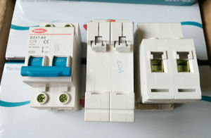 MCB Miniature Circuit Breaker with CB TUV Ce Approval. pictures & photos